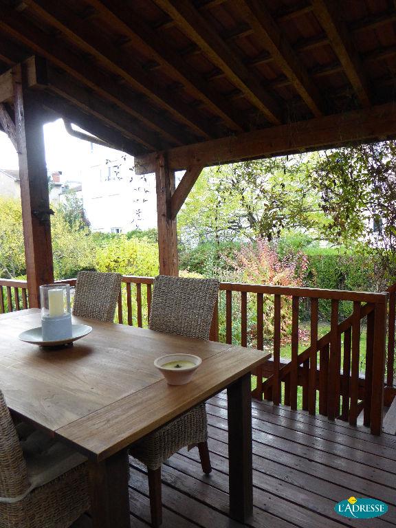 A vendre appartement nancy 113 m l 39 adresse agence foch for Appartement avec jardin nice