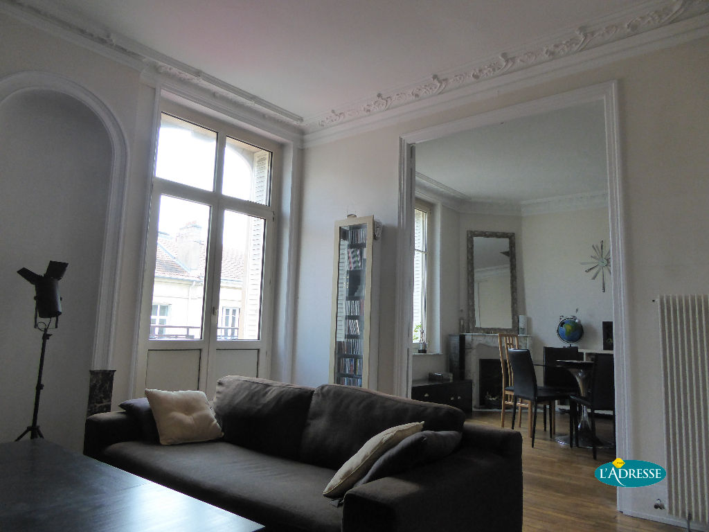 a vendre appartement nancy 89 3 m l 39 adresse agence foch. Black Bedroom Furniture Sets. Home Design Ideas